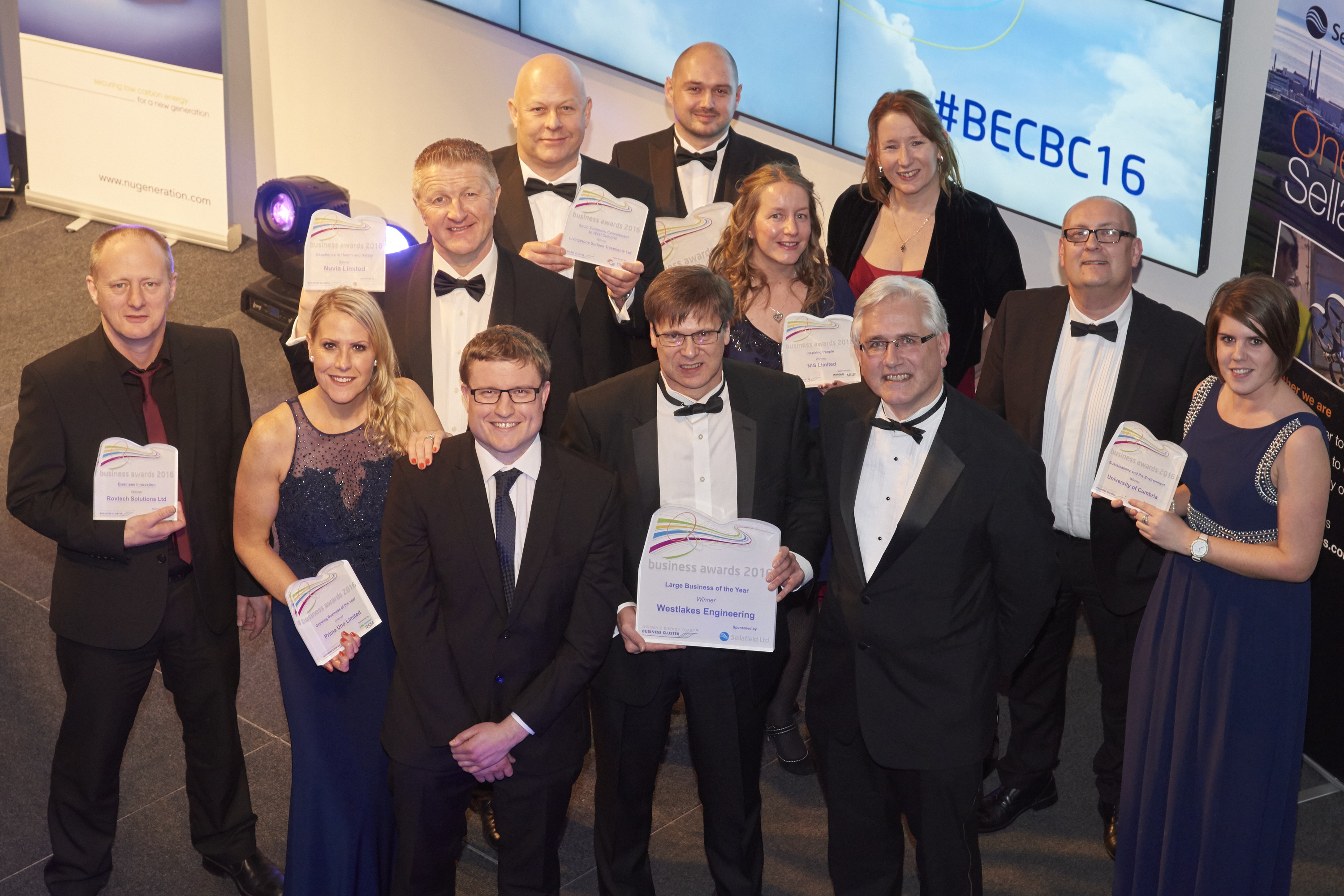 Britain's Energy Coast Business Cluster Awards